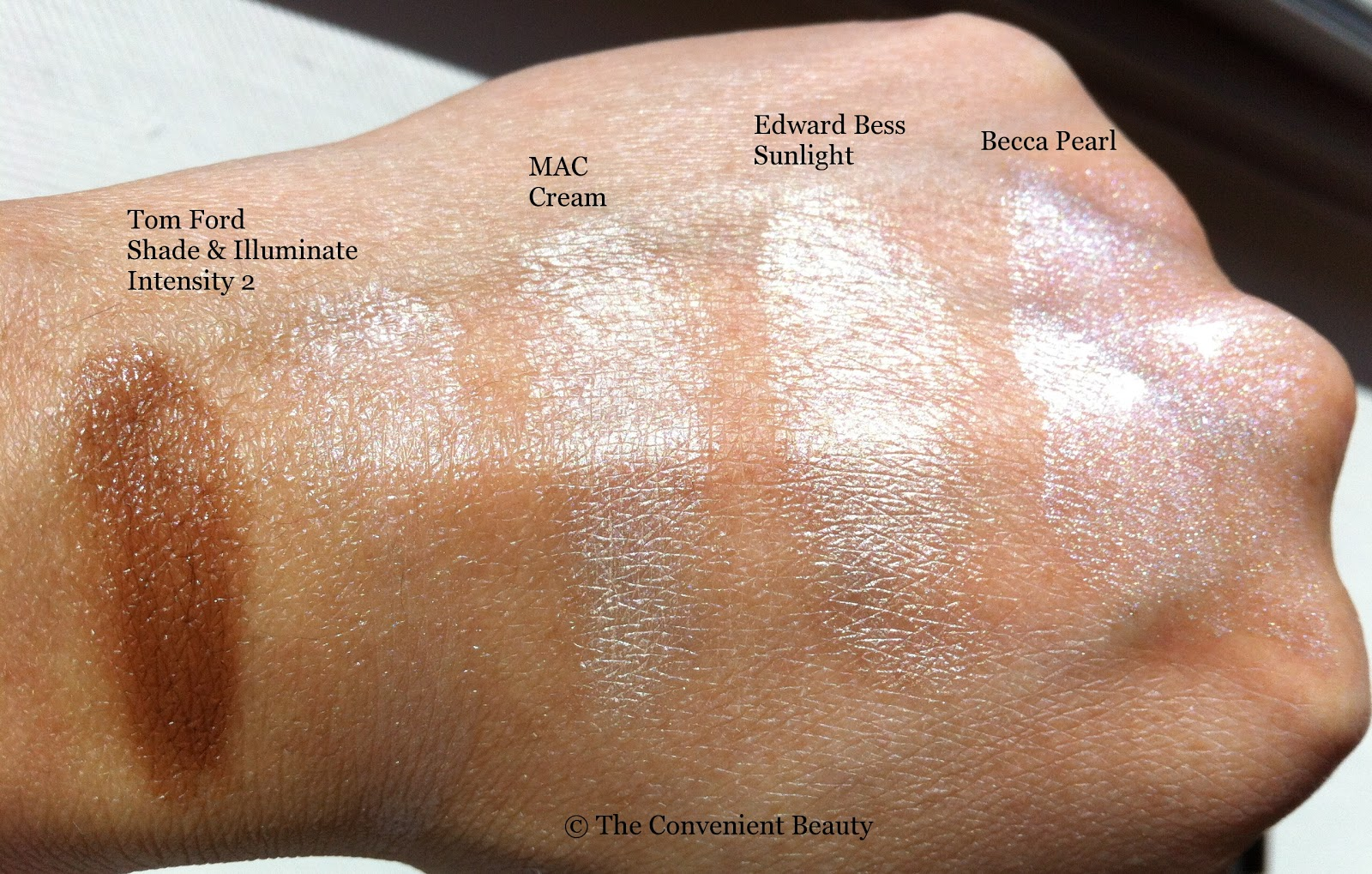 ae811677df4 The Convenient Beauty  Review  Tom Ford Shade and Illuminate Intensity 2