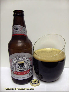 Firestone Walker Velvet Merlin Oatmeal Stout