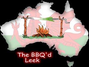 The BBQ'd Leek