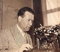 Georges Simenon al lavoro