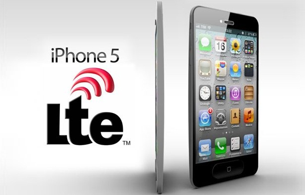 iPHone 5 to have LTE 4G