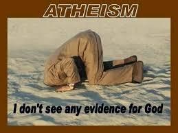 Wujudkah Tuhan dan dosa? Saya tidak melihatnya? (Agnostik)
