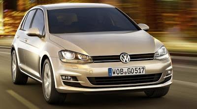 Nuova Volkswagen Golf Mk 7