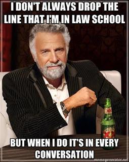 Law School Funny Memes