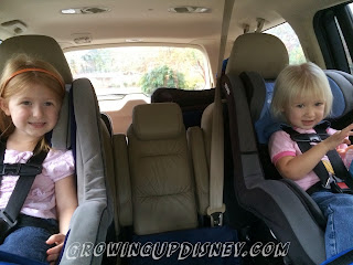 taking children to Walt Disney World