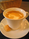 Depois do almoço... um delicioso café!