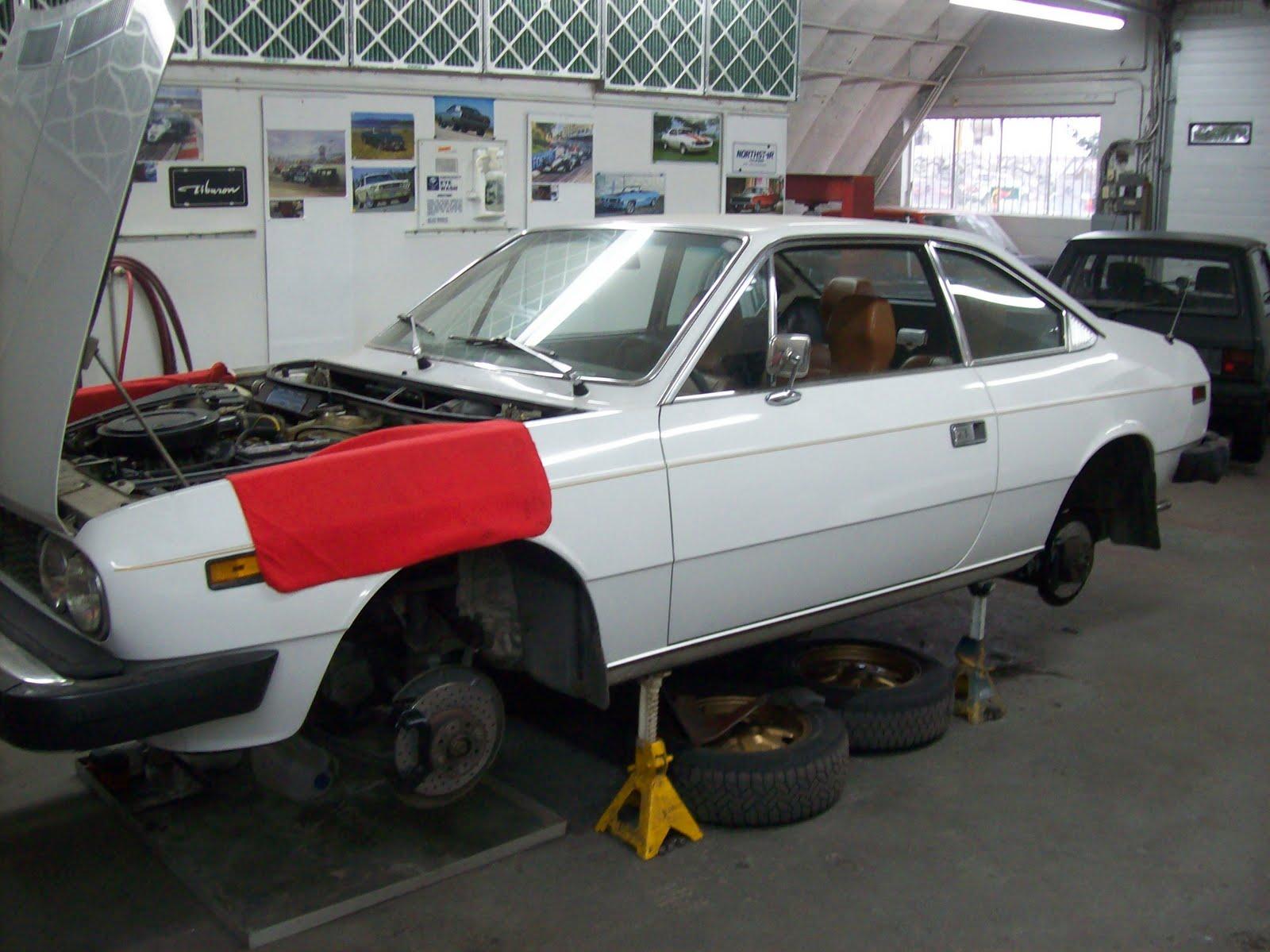 Vintage auto restoration 1975 lancia beta coupe 1975 lancia beta coupe vanachro Images