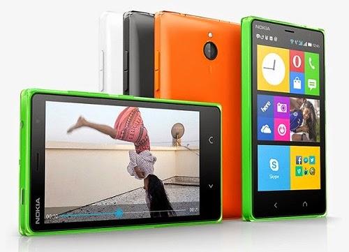 Spesifikasi dan Harga HP Nokia X2 Android