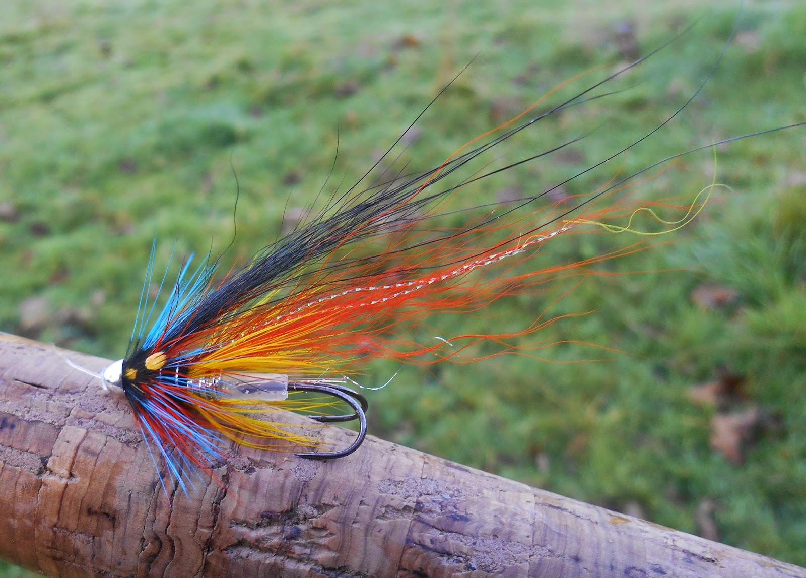 Foyle trout salmon flies october 2014 for Salon fly