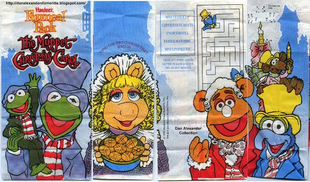 muppets christmas carol on tv 2019