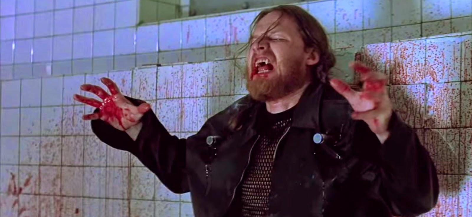 Vampiro experto en recibir palizas y perder extremidades.
