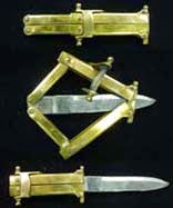 Couteau du Rajasthan