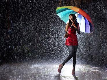 #27 Rain Wallpaper