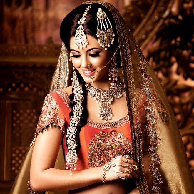 Bridal Jewellery Set Collection 2014