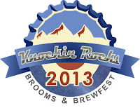 Knockin Rocks Brooms and Brewfest