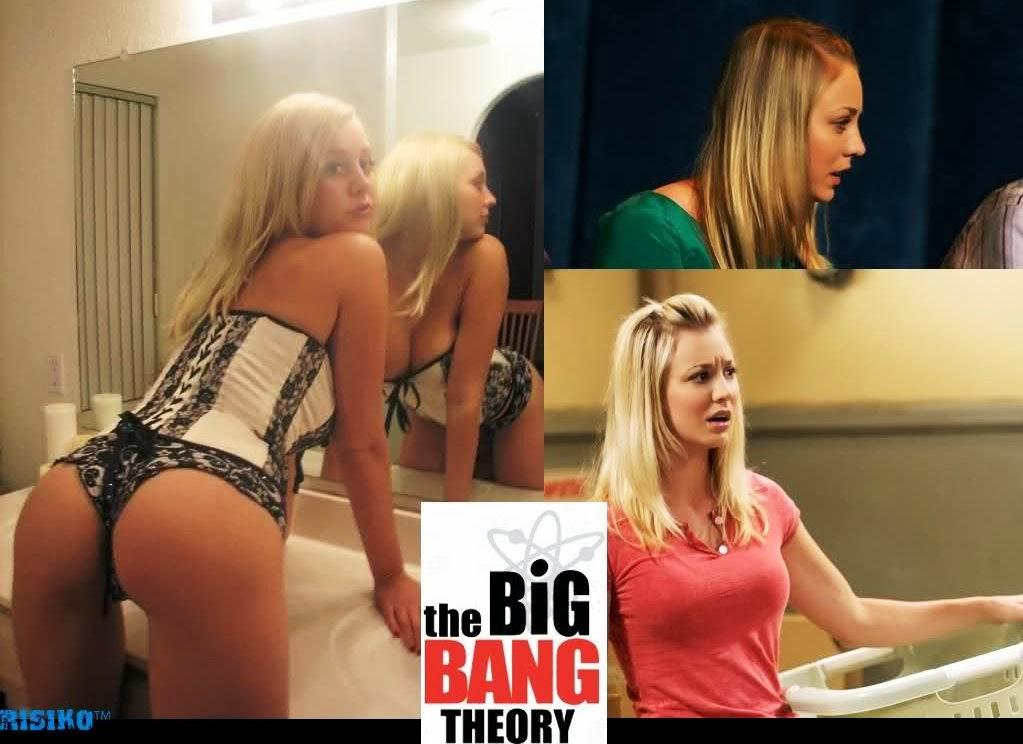 Kaley Cuoco Nerds Big Bang Theory