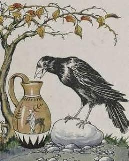 Inilah Keajaiban Burung Gagak, Guru Pertama Manusia