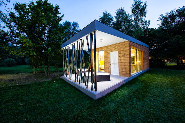 italy container home design