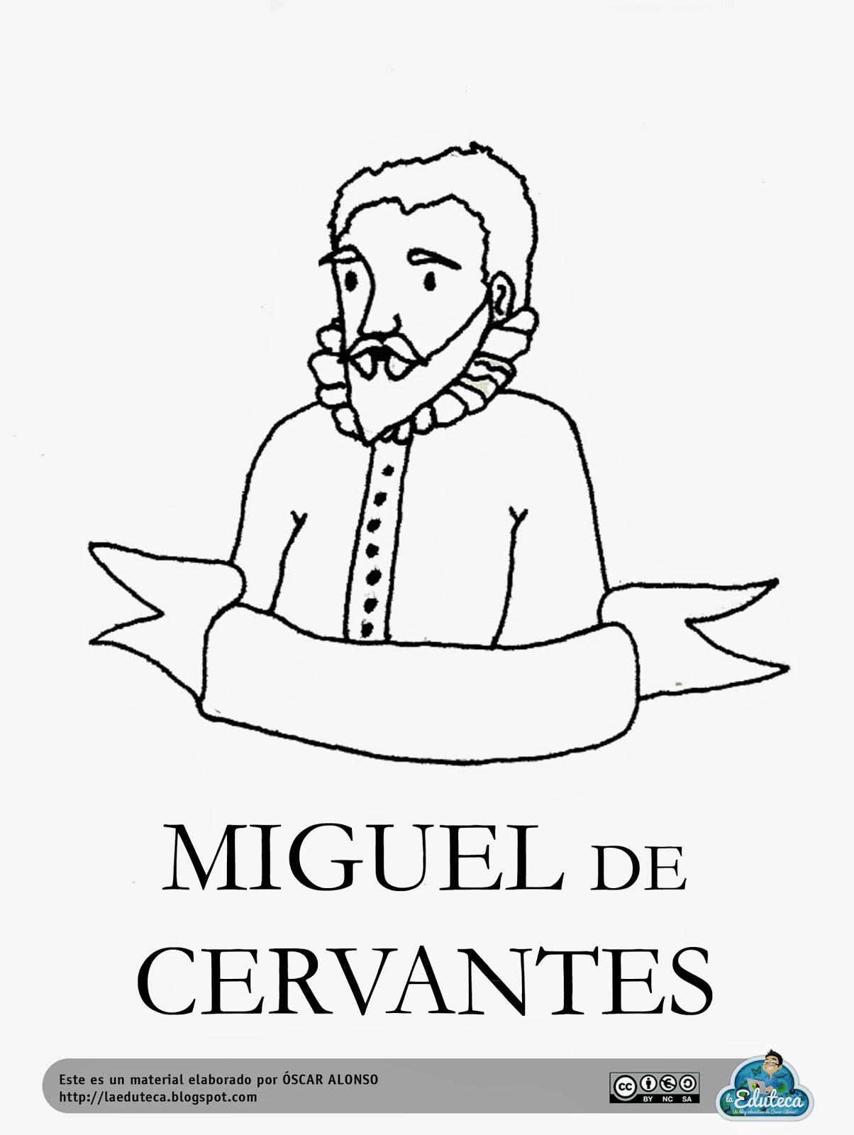 BIOGRAFÍAS   Miguel de Cervantes ~ La Eduteca