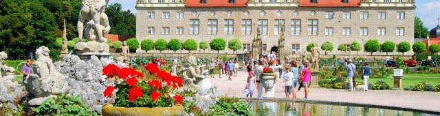 Вайкерсхайм - старинный город земли Баден-Вюртемберг