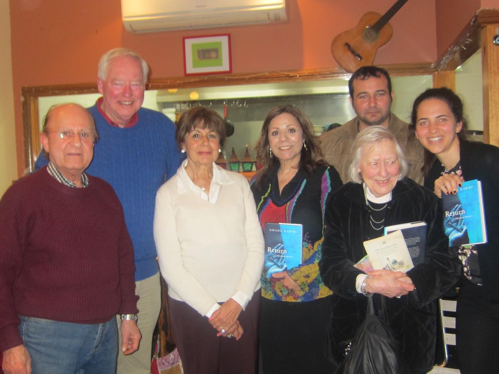 al ghorba dr ghada karmi s book in sydney return a palestinian by marcelle mansour