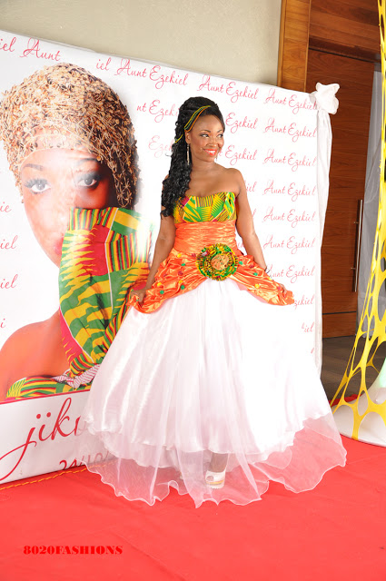 Kente Styles Dresses