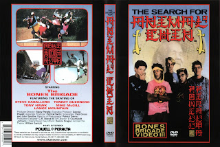SKATERNOISE POWELL PERALTA - The Search For Animal Chin