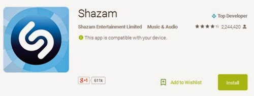 Cara Mengetahui Judul Lagu Di Android