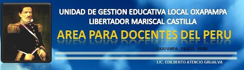 BLOG PARA DOCENTES PERU