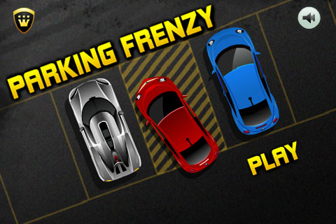 Parking Frenzy Free App Game By Games2Win