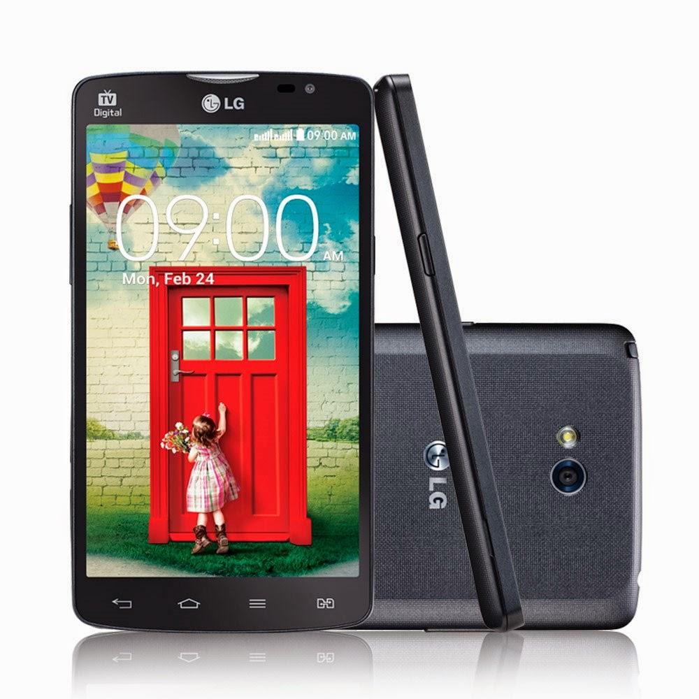 Spesifikasi dan Harga LG L80 Dual SIM | Si Kitkat nan Elegan