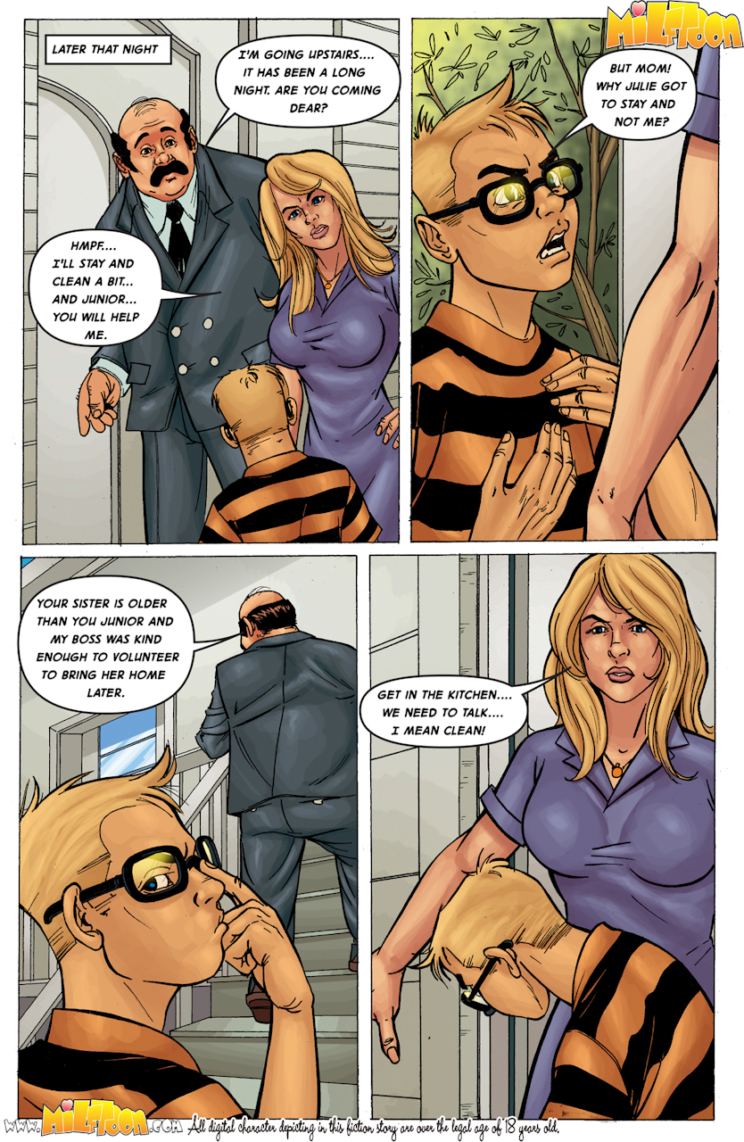 Adult comic free sex strip
