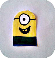 despicable me kids craft