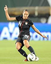 Stephanie Cox Soccer Player