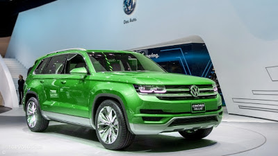 Skoda Working on Seven-Seater Crossover