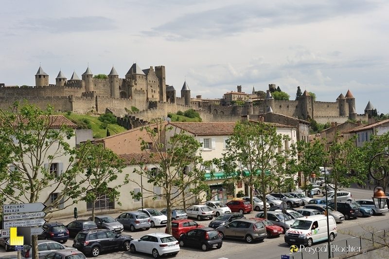 Carcassonne France printemps 2013 photo pascal blachier