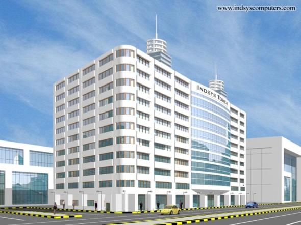 Fabulously impressive modern 3d building design for 3d building design