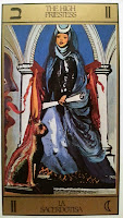 La Sacerdotisa- Tarot Dalí