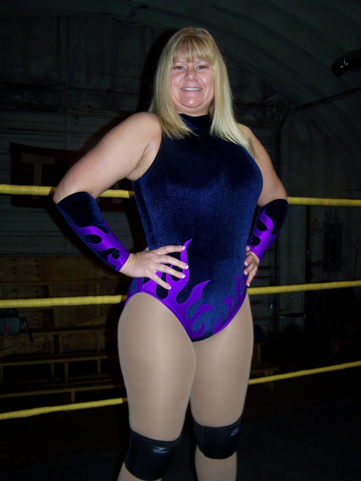 Magnificent Ladies Wrestling Referee Kellen James Restrains ...