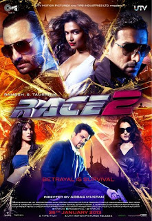 Race 2 (2013) poster