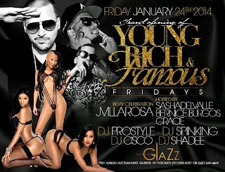 Club Glazz, January 24, 2014