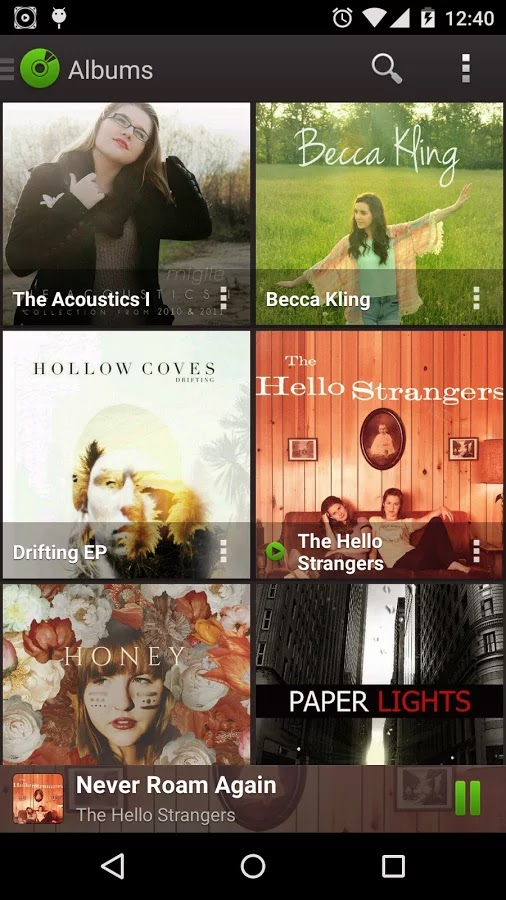 PlayerPro Music Player v3.3 Apk