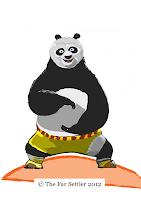 Kung Fu Panda - Po 4