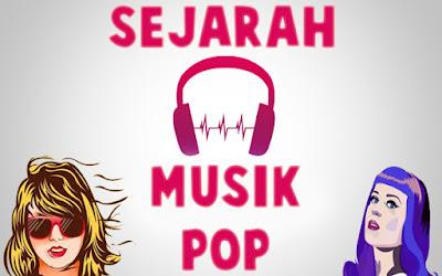 Sejarah Musik Pop