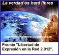 """Premio """"Libertad de Expresión en la Red 2012"""""""