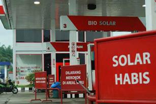 Di Trenggalek, Pengusaha Bus Keluhkan Pembatasan Pembelian Solar