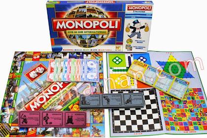 Teladan: Permainan Monopoli