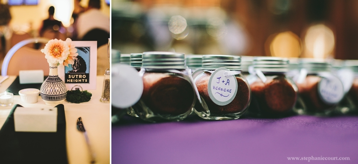 """handmade favors for san francisco wedding"""