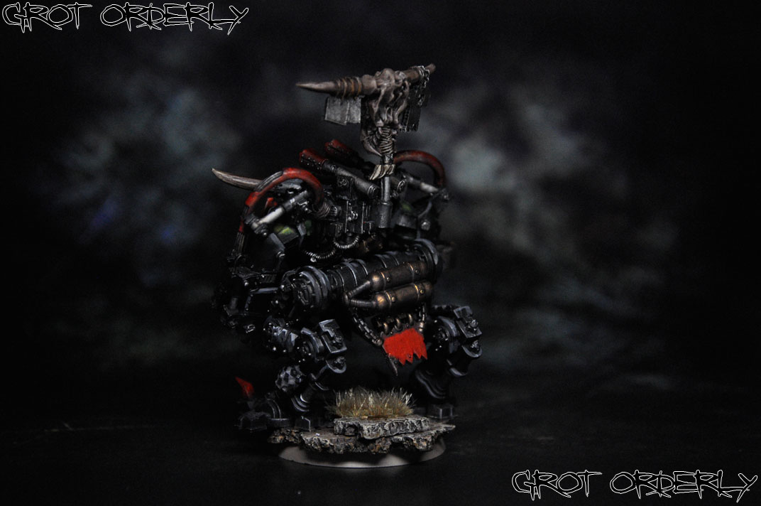 games workshop, grot orderly, orks, orki, 40k