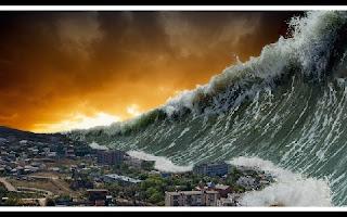 Muitas pessoas sugerem que a separação das águas do Mar Vermelho não foi obra de Moisés, mas sim o efeito de um tsunami; enquanto outros afirmam que não pode ter existido uma onda com essas dimensões e potência. Porém, pesquisadores da Universidade Columbia estudaram um fenômeno parecido que poderá dar respaldo científico à hipótese.